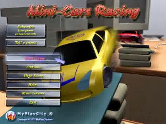 Game Mini Cars Racing