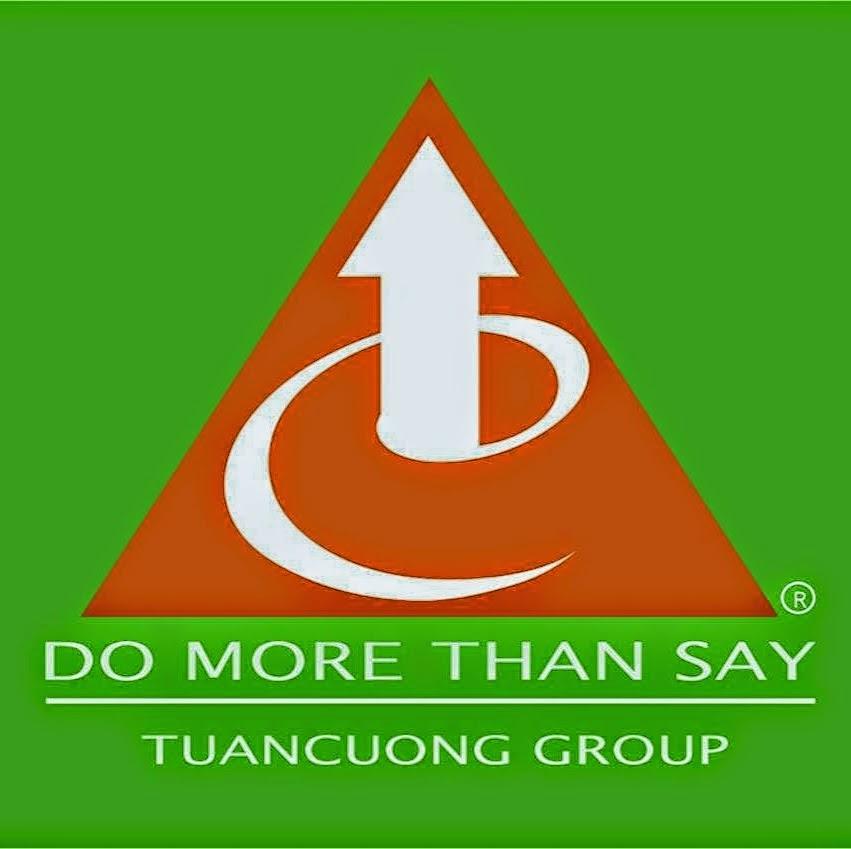 Logo And Slogan Of Tuancuong's