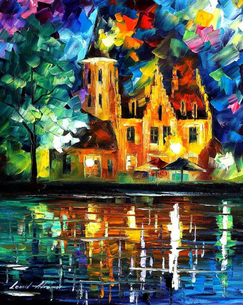 28-Leonid-Afremov-Expression-of-Love-for-the-Art-Of-Painting-www-designstack-co