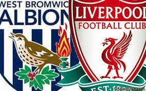 Prediksi Skor West Brom vs Liverpool 25 April 2015