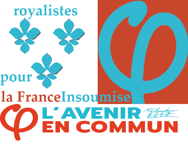 Royalistes pour la France Insoumise