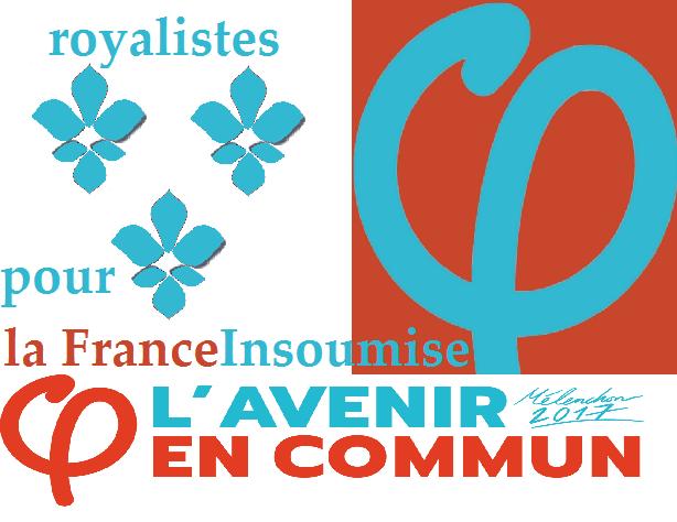 Royalistes pour la France Insoumise