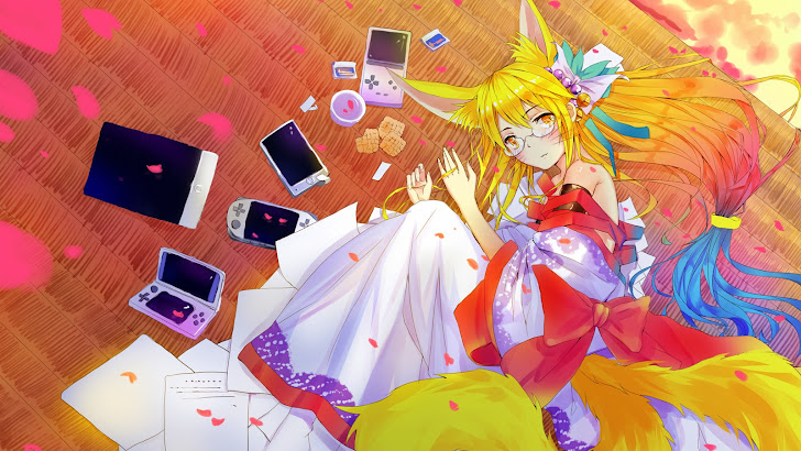 Miko No Game No Life anime