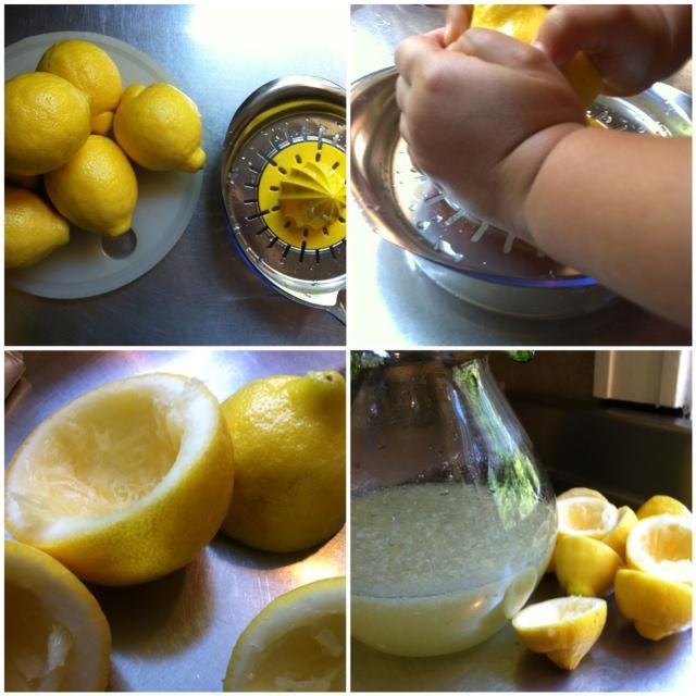 A Childhood List 58 Make Lemonade