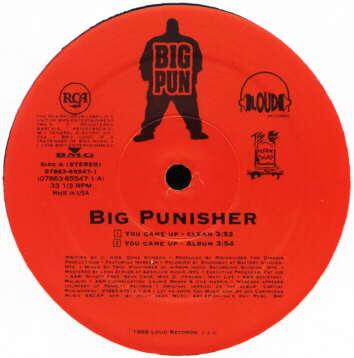 Big Punisher – You Came Up (VLS) (1998) (320 kbps)