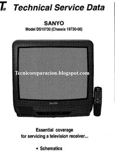 Manual de Servicio DS19730