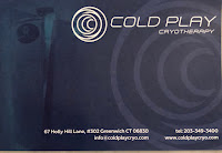 Cold Play Cryotherapy