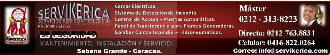 Servicios Keri Controles, c.a.