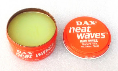 Dax Neat and Waves Hair Dressing Pomade Review