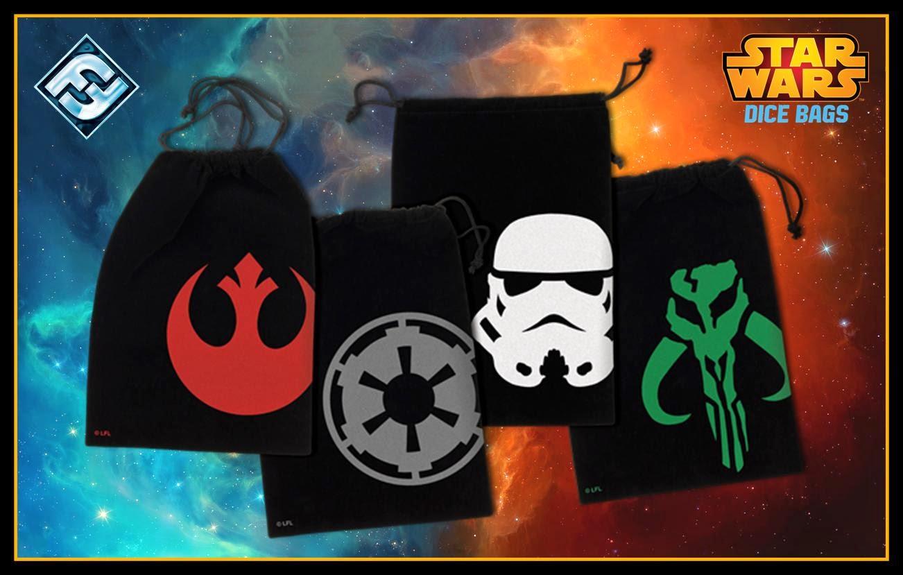 star wars dice bags