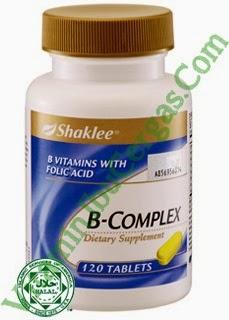 Kenali Vitamin B Complex