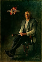 The Hunger Games: Catching Fire Haymitch Poster
