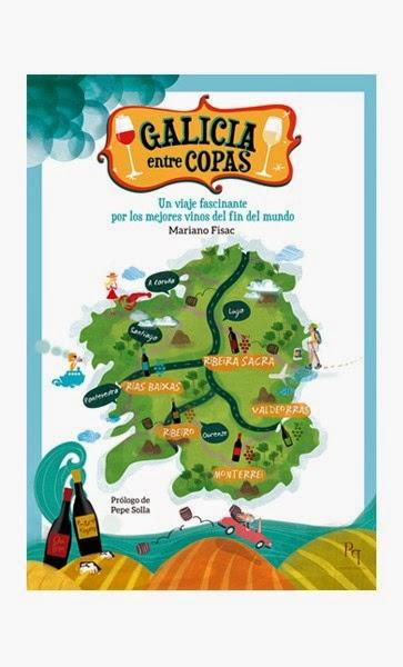 Galicia entre copas: Reserva aquí tu ejemplar