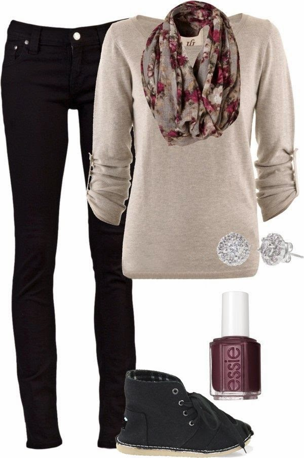 Cute Outfit Ideas  for ladies