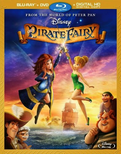 The Pirate Fairy movie
