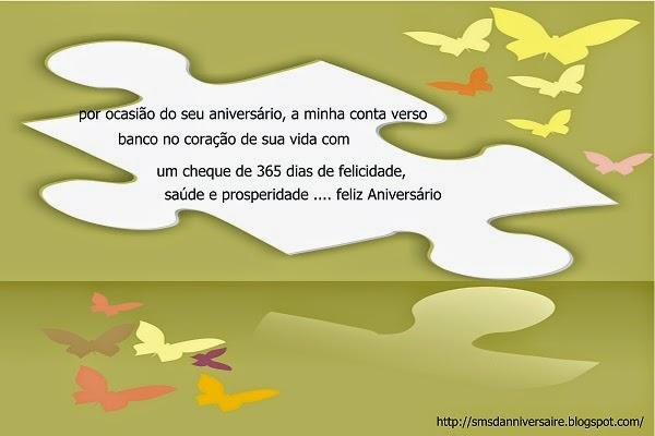 sms joyeux anniversaire en portugais