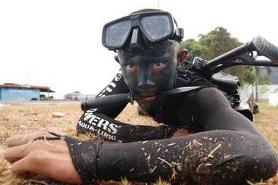 5 Latihan Pasukan Elite TNI yang Kuras Fisik dan Mental
