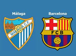 Málaga vs Barcelona