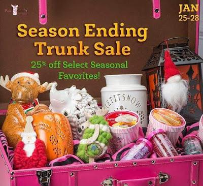 end of season sale pink zebra