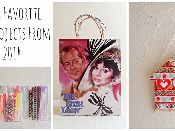 My 6 Favorite DIY Projects From 2014