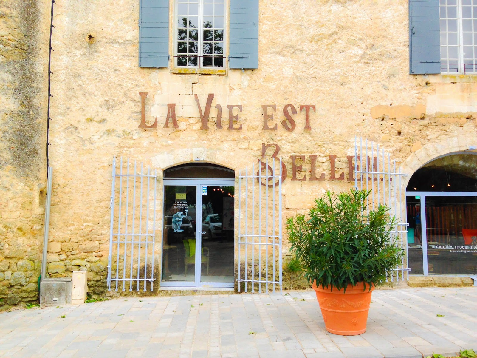 Chic provence *: if you came to provence with me...in 2015...