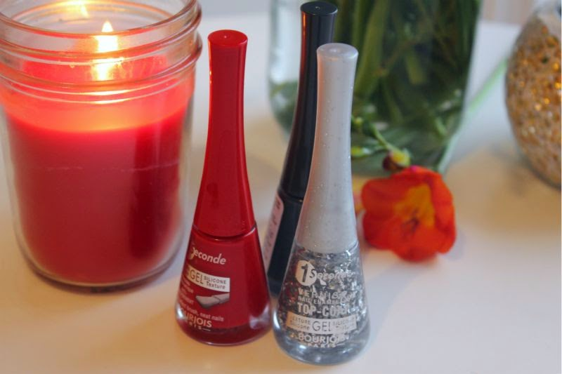 New Bourjois 1 Seconde Nail Enamels Winter 2014