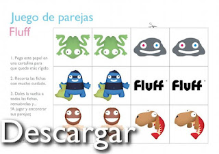 Descargar Juego parejas Fluff