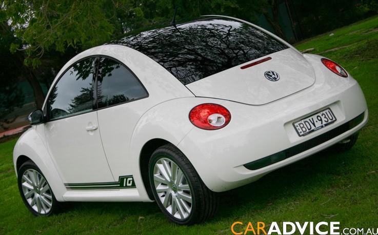 Something Interesting: VW Beetle Year 2000-2010 Models