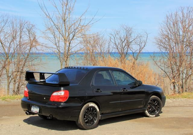 2005 Subaru WRX stage 2