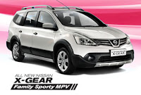 Gambar All-New Grand Livina X-Gear