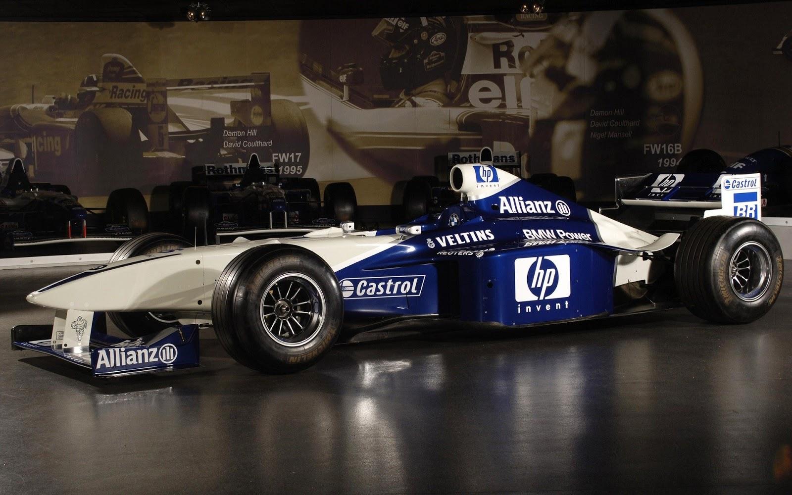 BMW Williams F1 Formula