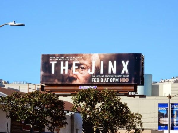 Jinx series premiere billboard