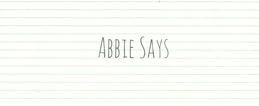 ♡ abbie-says | a little bit of everything