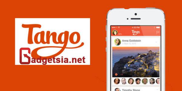Aplikasi Video Call Android Gratis - Tango