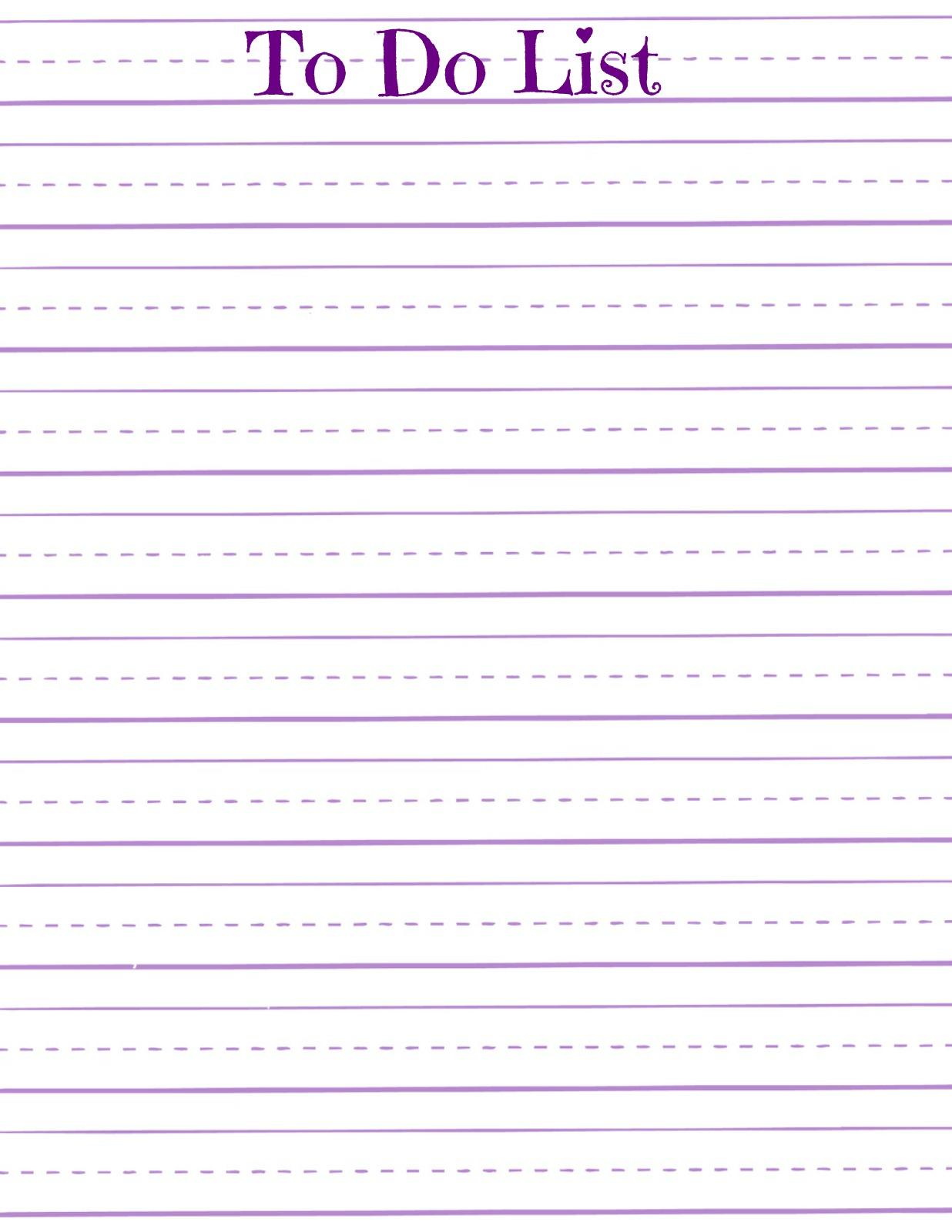 printable to do list templates .
