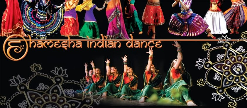 HAMESHA INDIAN DANCE