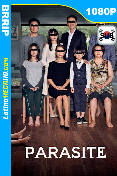 Parásitos (2019) Subtitulado HD 1080P ()