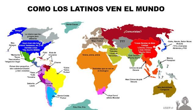 Como Los Latinos Ven El Mundo