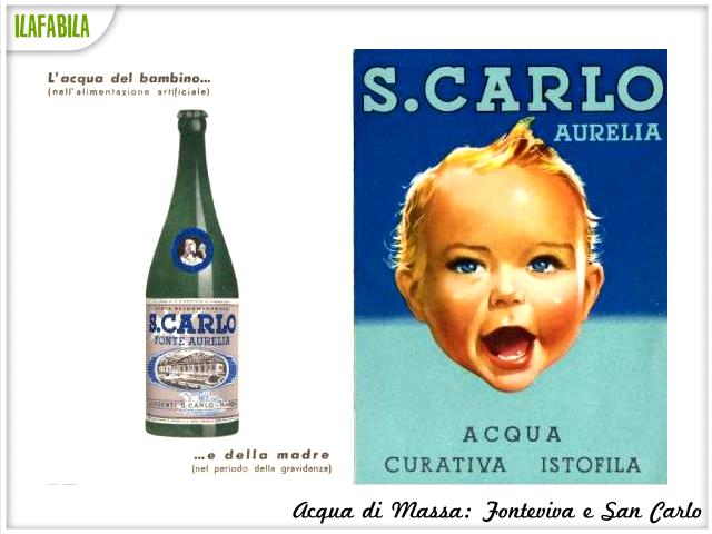 Acqua di Massa: San Carlo