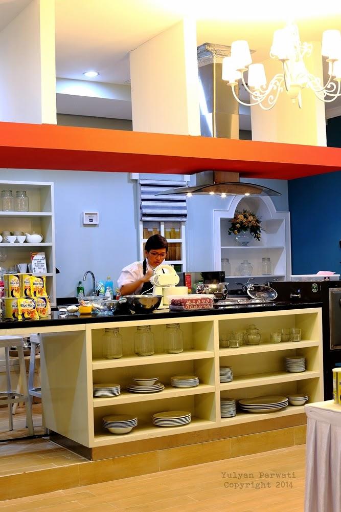 Dapur di Rumah Inspirasi MSL Indonesia