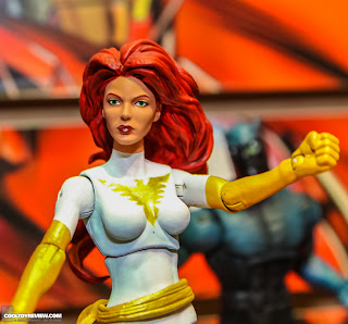 Hasbro 2013 Toy Fair Display Pictures - Marvel Legends - Phoenix