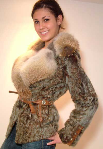 Fur Fashion for Girls 2013