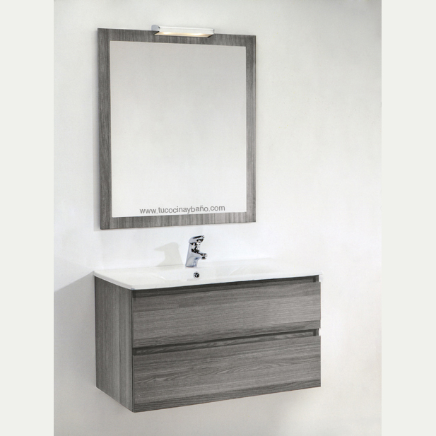 Muebles lavabo fondo reducido 20170801233705 for Cocina madera lidl