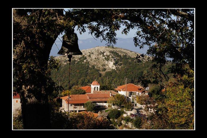 Village Koufopoulo, Andritsena, Greece. Χωριό Κουφόπουλο, Ανδρίτσαινα,  Ηλέιας