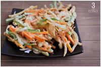 como fazer tempurá
