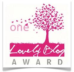 Obdržela jsem ocenění bloggerů: