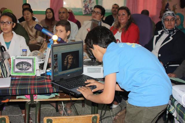 سيناريو بيداغوجي لمكون القراءة بمدرسة سجلماسة الابتدائية 19 ماي 2015