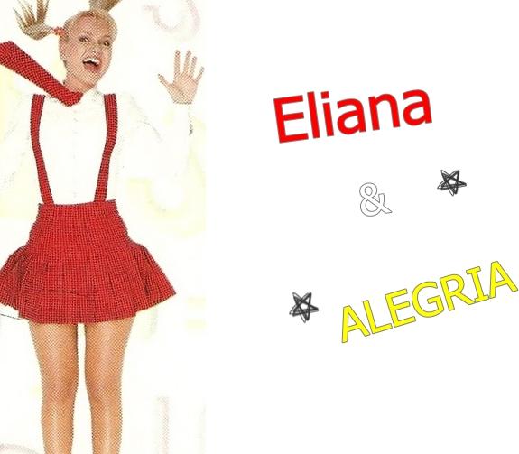 ELIANA & ALEGRIA