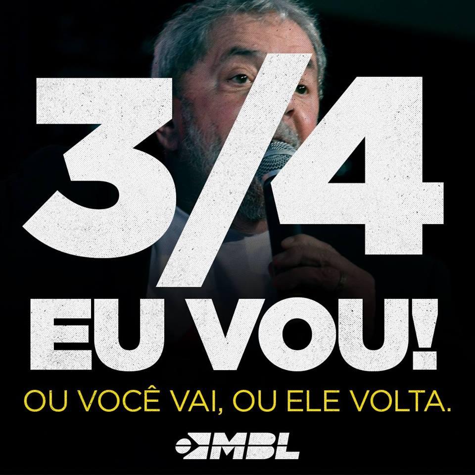 3 de abril: Brasil