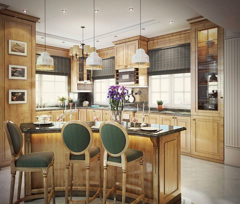 Ten Tips For Designing An Ideal Kitchen